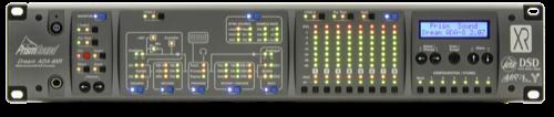 ADA-8XR※8C-XR-PTHDX-AES (AD/DA/DD Converter)